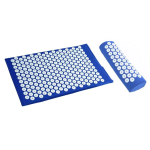 Health Care Yoga Mat Acupressure Mat Relieve Stress Pain Acupuncture Massage Mat Cushion with Pillow