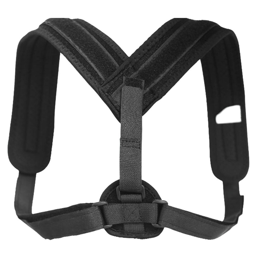 Upper Back Posture Corrector Clavicle Support Belt Back Slouching Corrective Posture Correction Spine Braces Supports Health Care