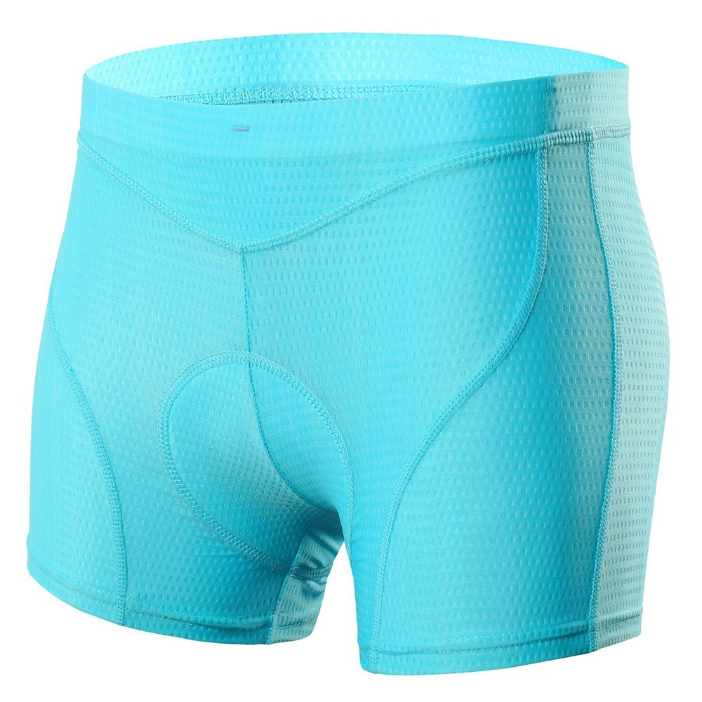 Women Bike Underwear 3D Padded MTB Bicycle Cycling Biking Underwear Shorts