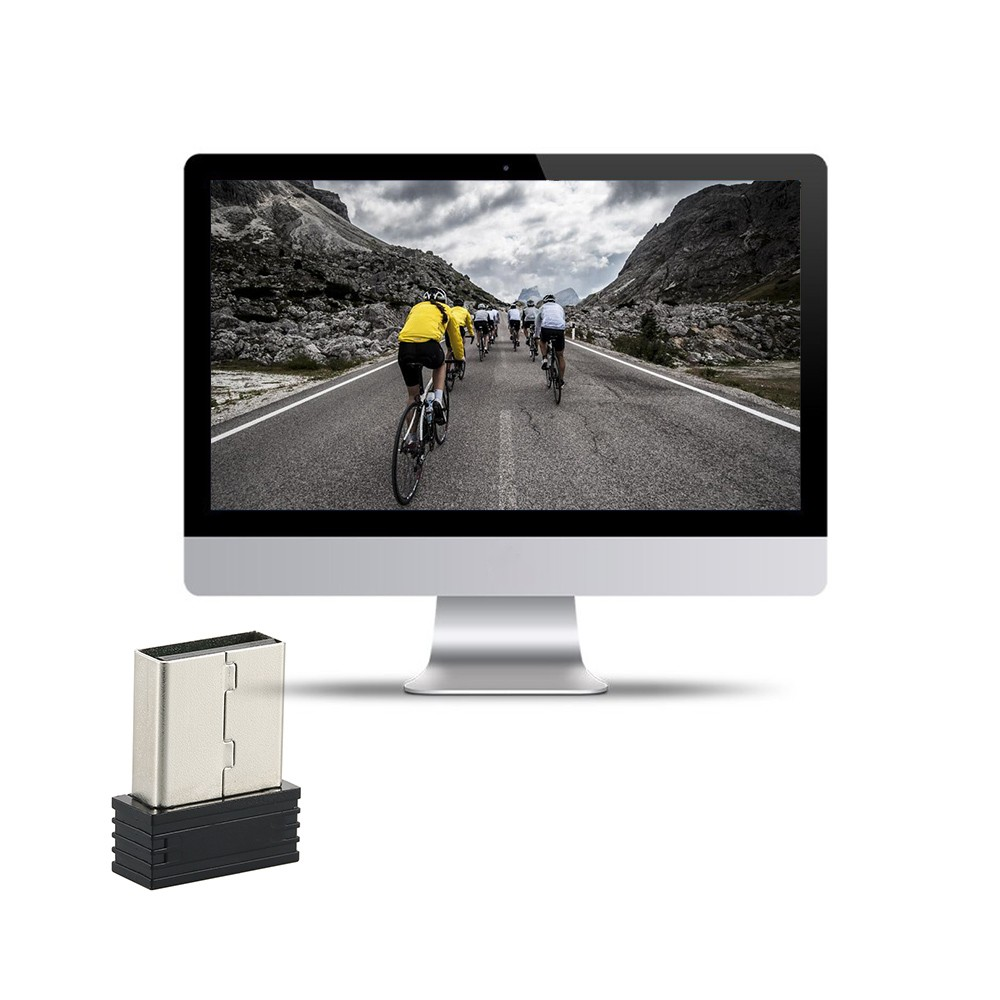 Mini ANT+ USB Stick Adapter for Garmin for Zwift for Wahoo