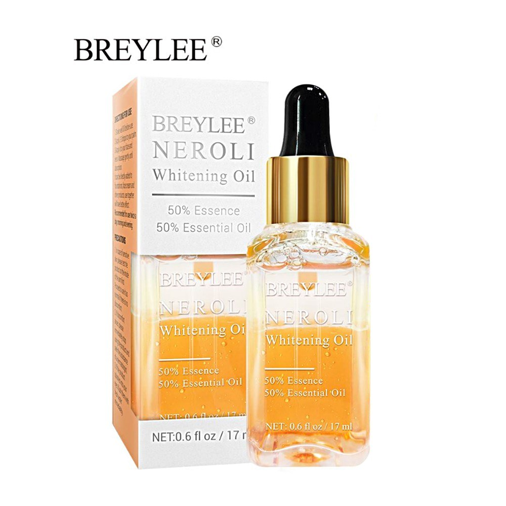 BREYLEE Neroli Whitening Oil Moisturizer Whitening Essence Face Skin Care