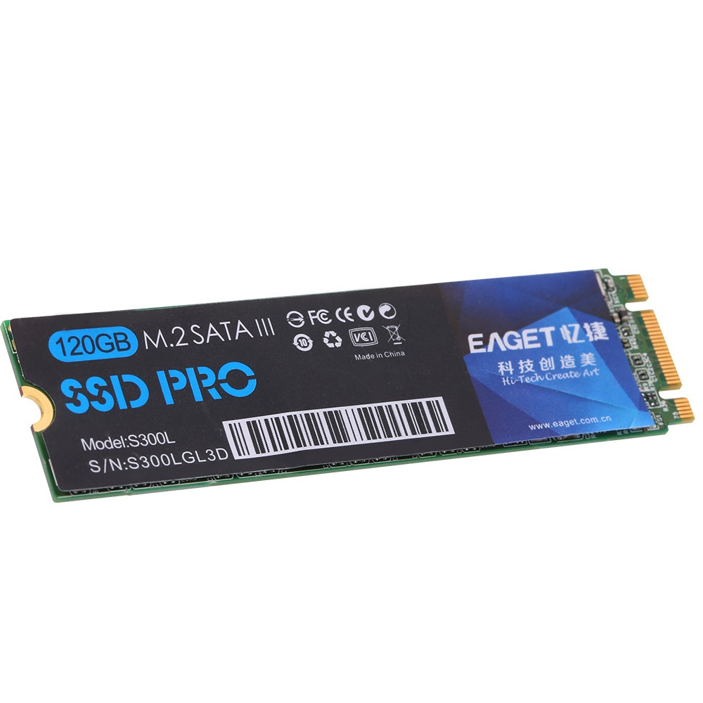 Eaget S300L M.2 2280 Solid State Drive SSD