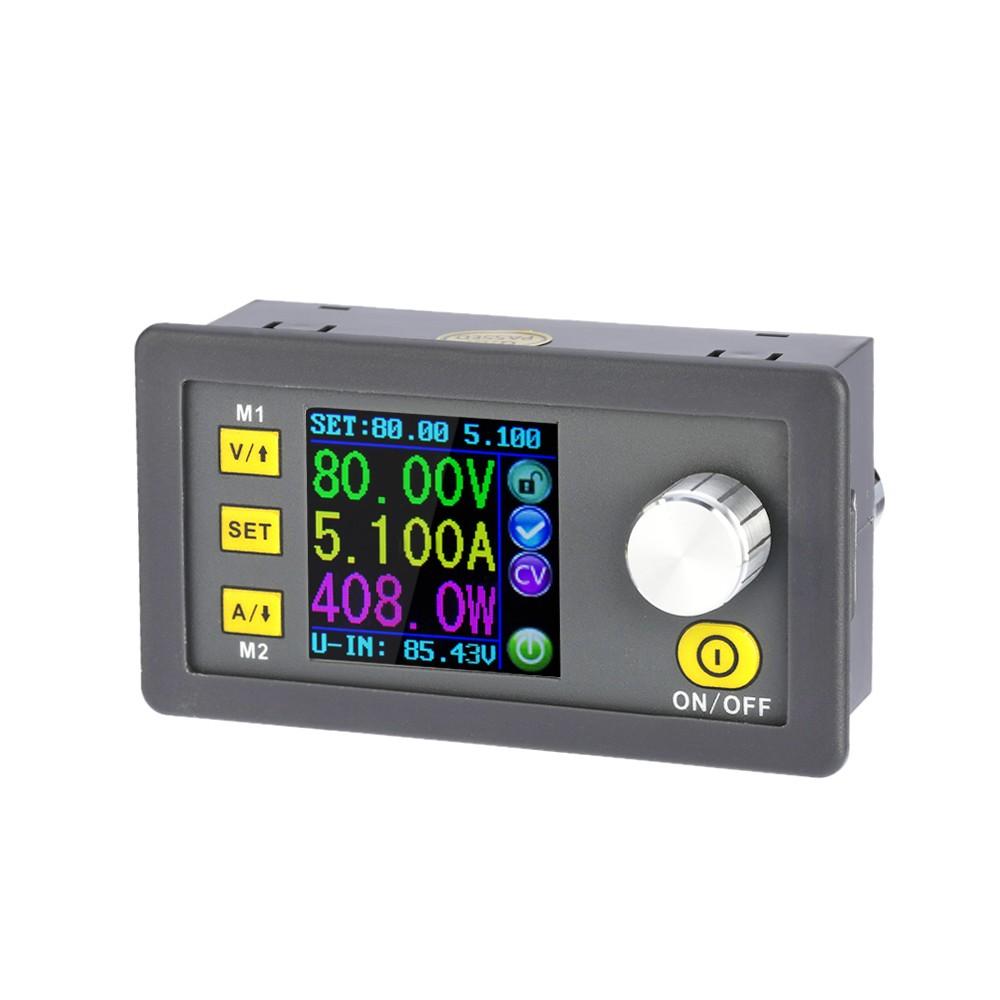 RD DPS8005-USB LCD Digital Programmable Constant Voltage Current Step-down Power Supply Module Voltmeter Ammeter Buck Converter DC 0-80.00V 0-5.100A USB Communication Version