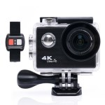 F71R Action Camera Digital 4K WiFi 1080P HD Sports DV 30M Waterproof Diving Wide Angle Lens
