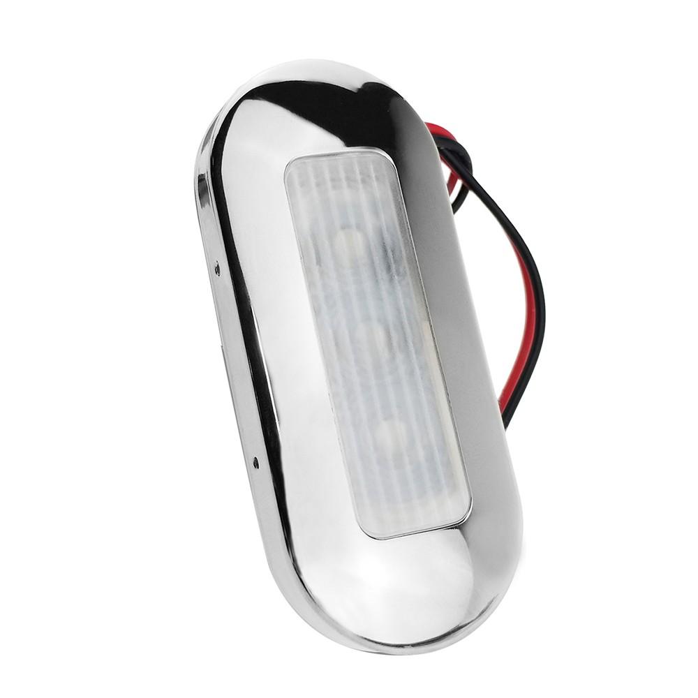 Stainless LED Courtesy Light