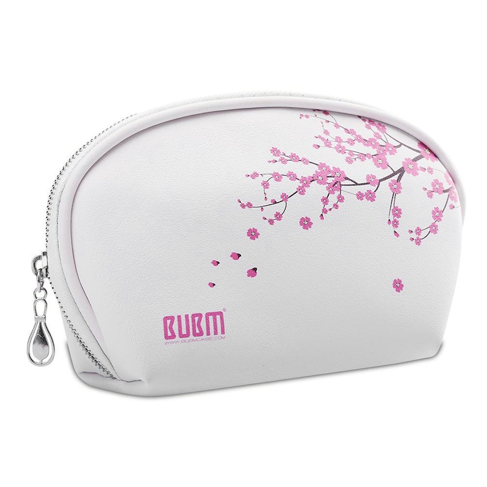 BUBM Shell Shape Cosmetic Storage Bags Handbag Case Makeup Organizer Portable & Waterproof