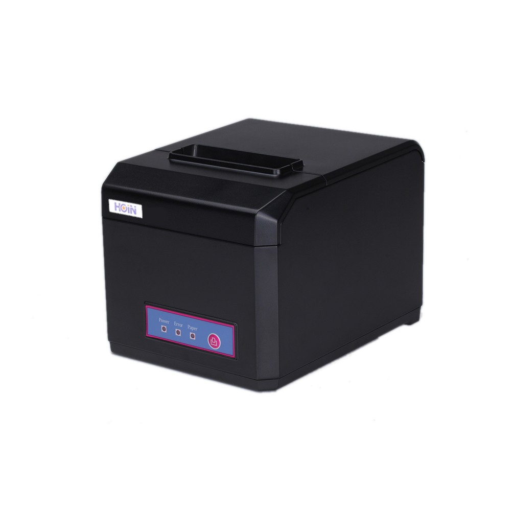 HOP-E801 80MM Thermal Printer Receipt Machine Printing Support USB Connection