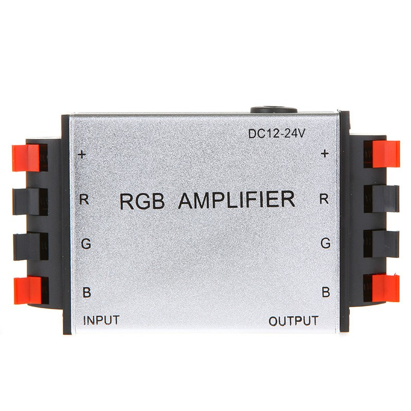 DC 12V 9A LED RGB Signal Amplifier for LED Light Strip