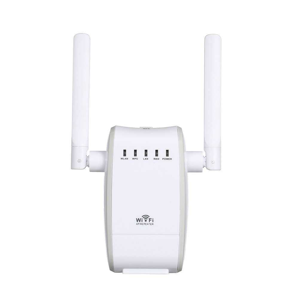 300Mbps WiFi Range Extender Multi-function Mini Wireless-N Signal Amplifier Booster AP/ Router/ Repeater with 802.11n/g/b WPS-2.4GHz