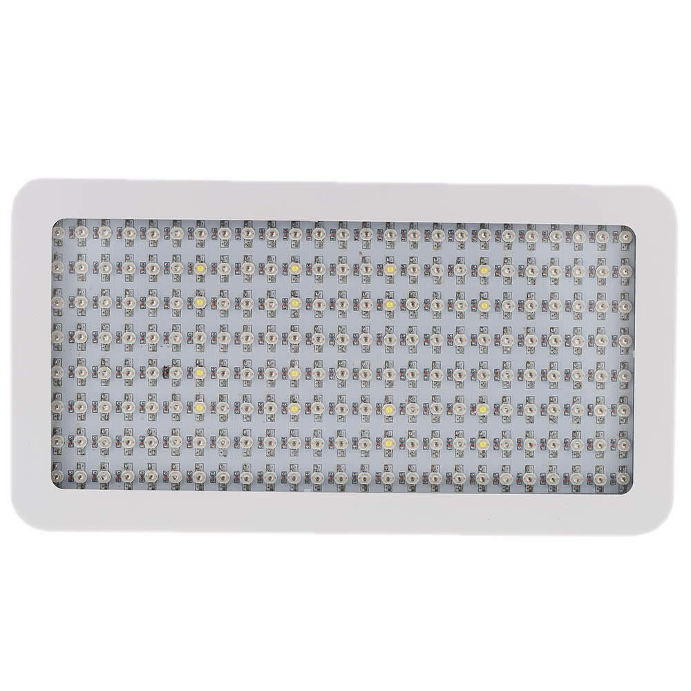1200W AC85-265V 200LEDs 109676LM Plant Grow Light Full Spectrum Vegetables Herbs Flowers Bonsai Lamp Greenhouse Indoor Garden Hydroponic