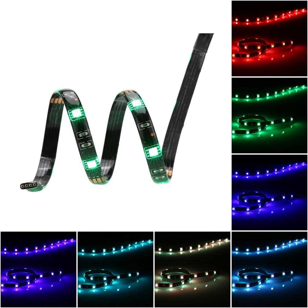 12V LED SMD5050 USB Flexible RGB LED Strip Light