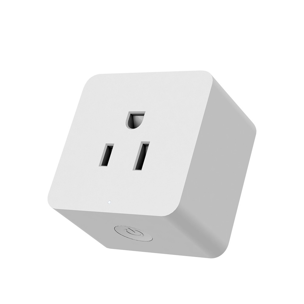 WiFi Smart Home Plug Mini Wireless Smart Socket US Plug Timer Switch Power Remote Control Home Appliance from Anywhere by Smart Phone APP Support for Amazon Alexa Echo/Google Home No Hub Required