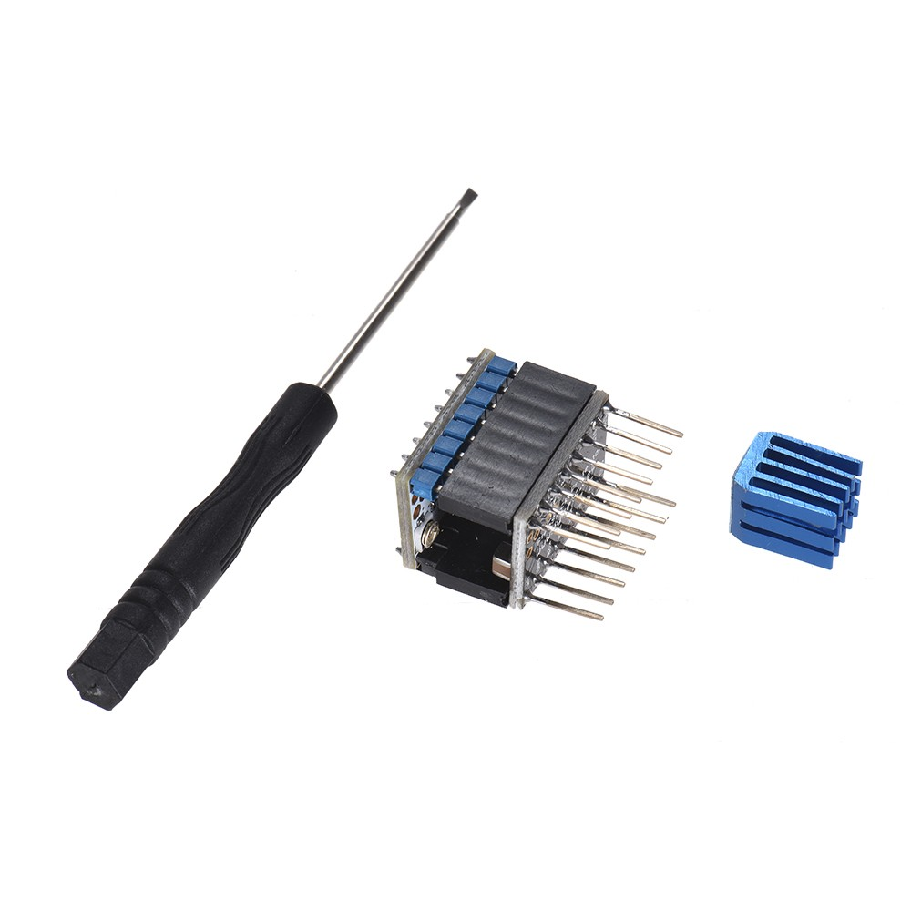 TMC2130 V1.0 Stepper Motor Driver Module with Driver Smoother Silent Excellent Stability and Protection for 3D Printer