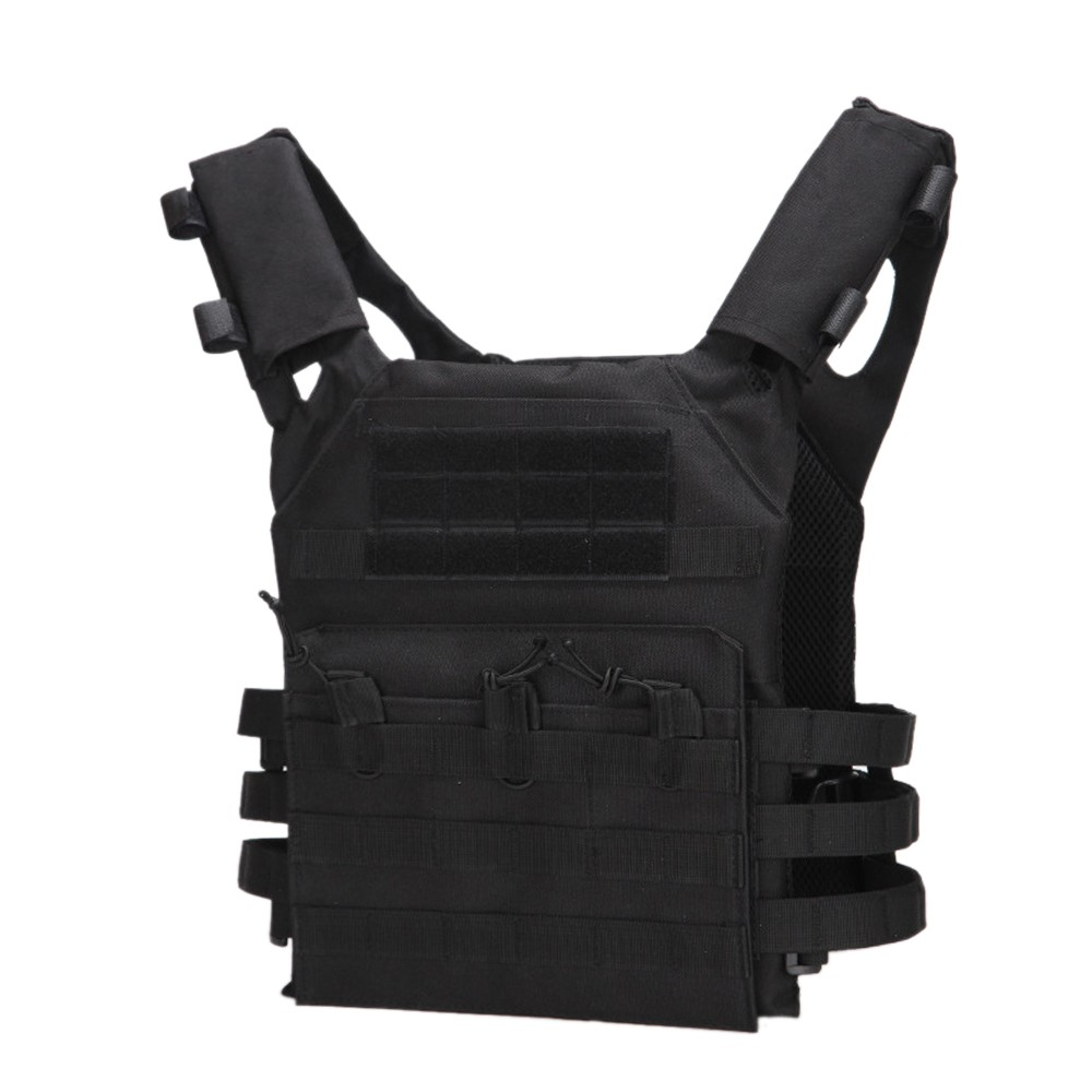 Tactic MOLLE Combat Vest Adjustable Breathable Training Vest