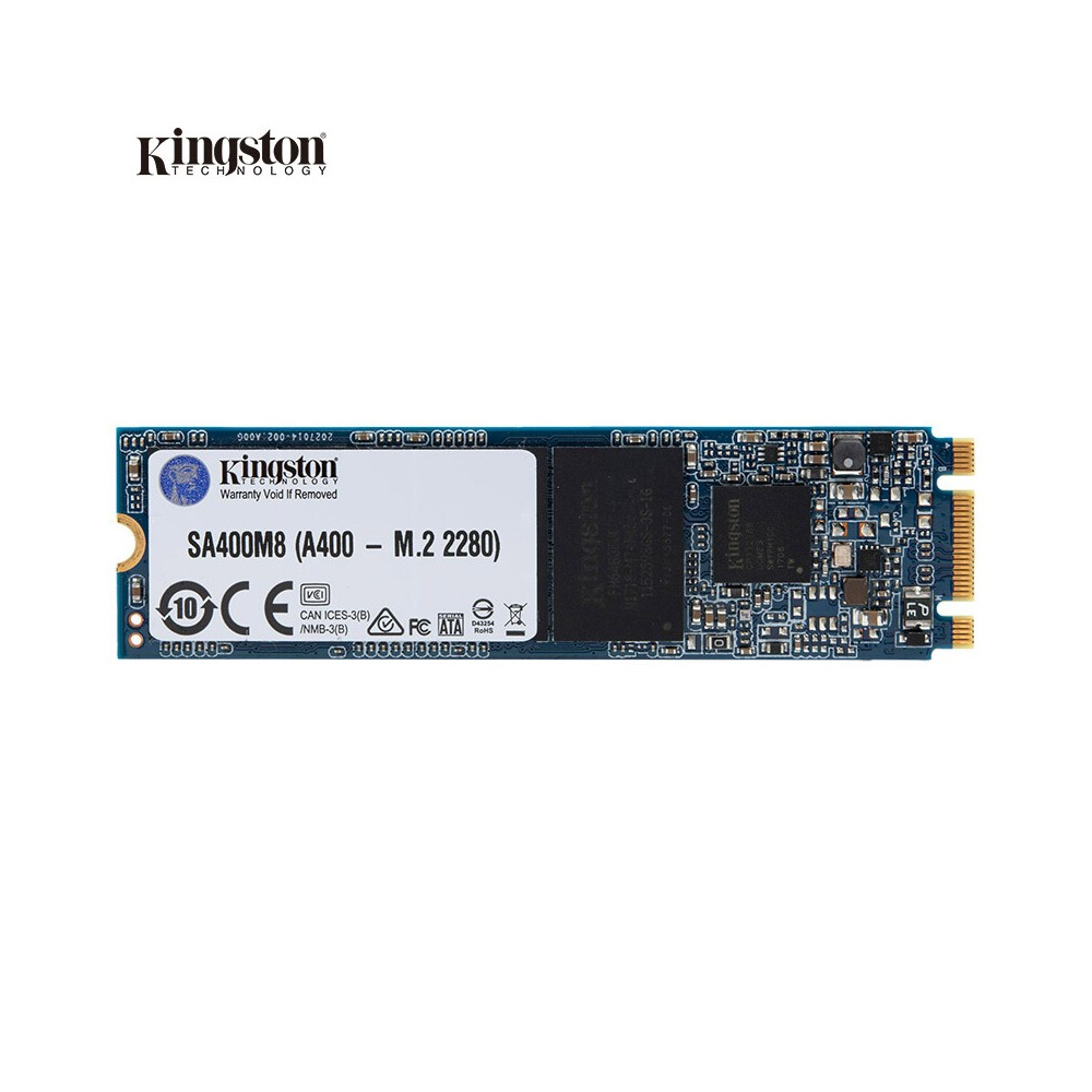 Kingston A400 M.2 2280 SSD Solid State Drive Fast Speed 120GB