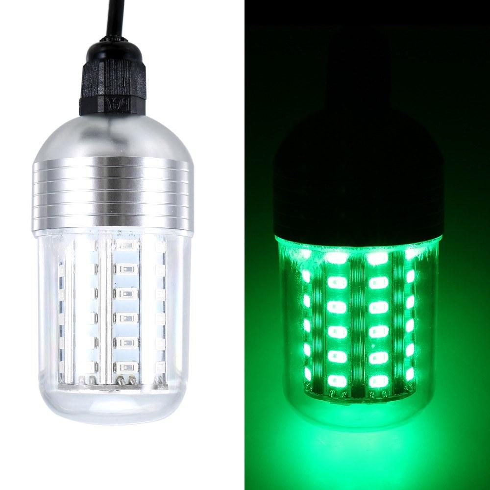 12V 30W 90 LEDs Underwater Night Fishing Light