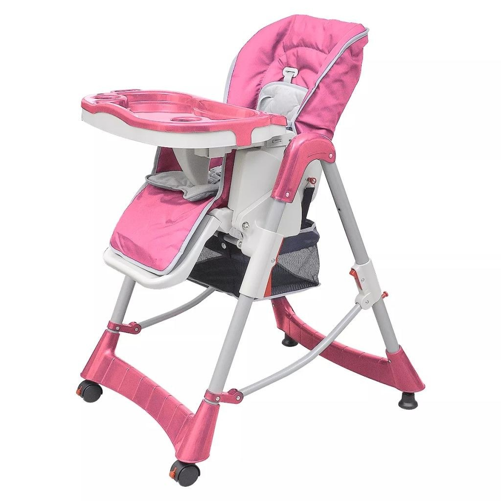 Pink chair height adjustable deluxe