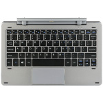CHUWI Hibook Keyboard Portable Separable Docking Port 0~120° Rotary Shaft for CHUWI Hibook Tablet PC Standard Layout