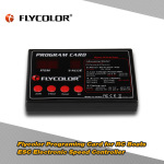 Original Flycolor Programing Card for RC Boats ESC Electronic Speed Controller