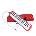 32 Piano Keys Melodica Musical Instrument  for Music Lovers Beginners Gift with Carrying Bag