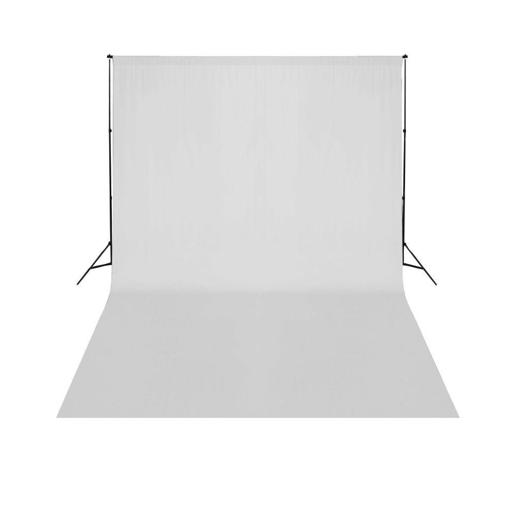 Portafondali photo 5,0 x 3,0 m. + White backdrop photo