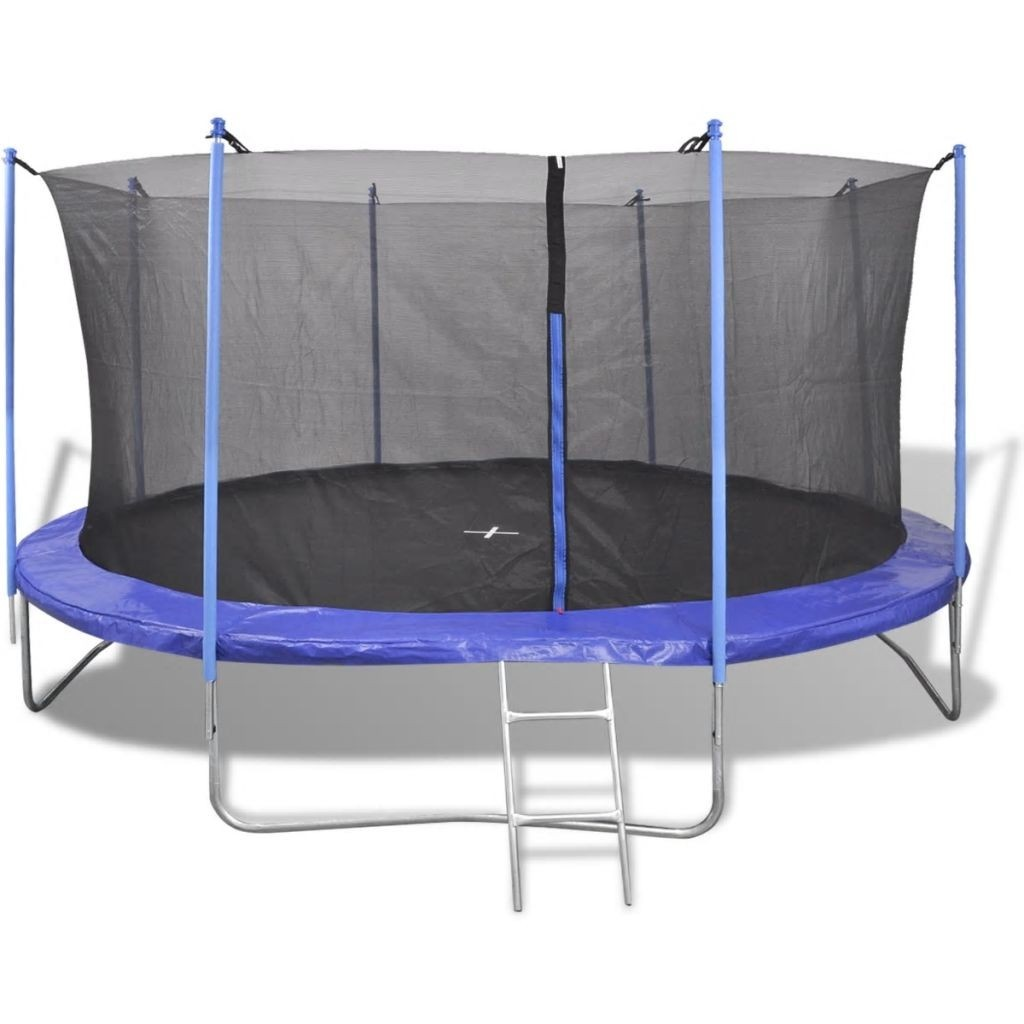 Set of five-piece trampoline 4,26 m