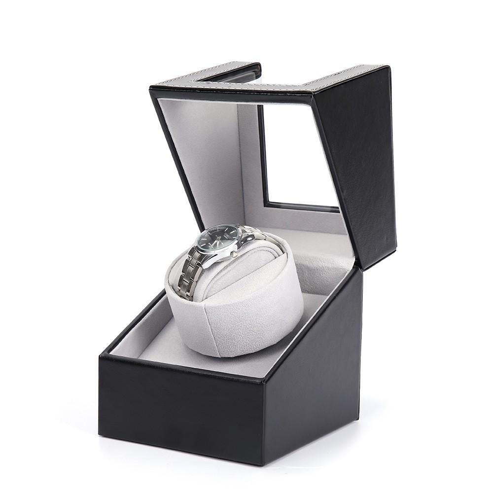Automatic Watch Winder Watch Storage Case Exquisite Watch Winder Box with Motor