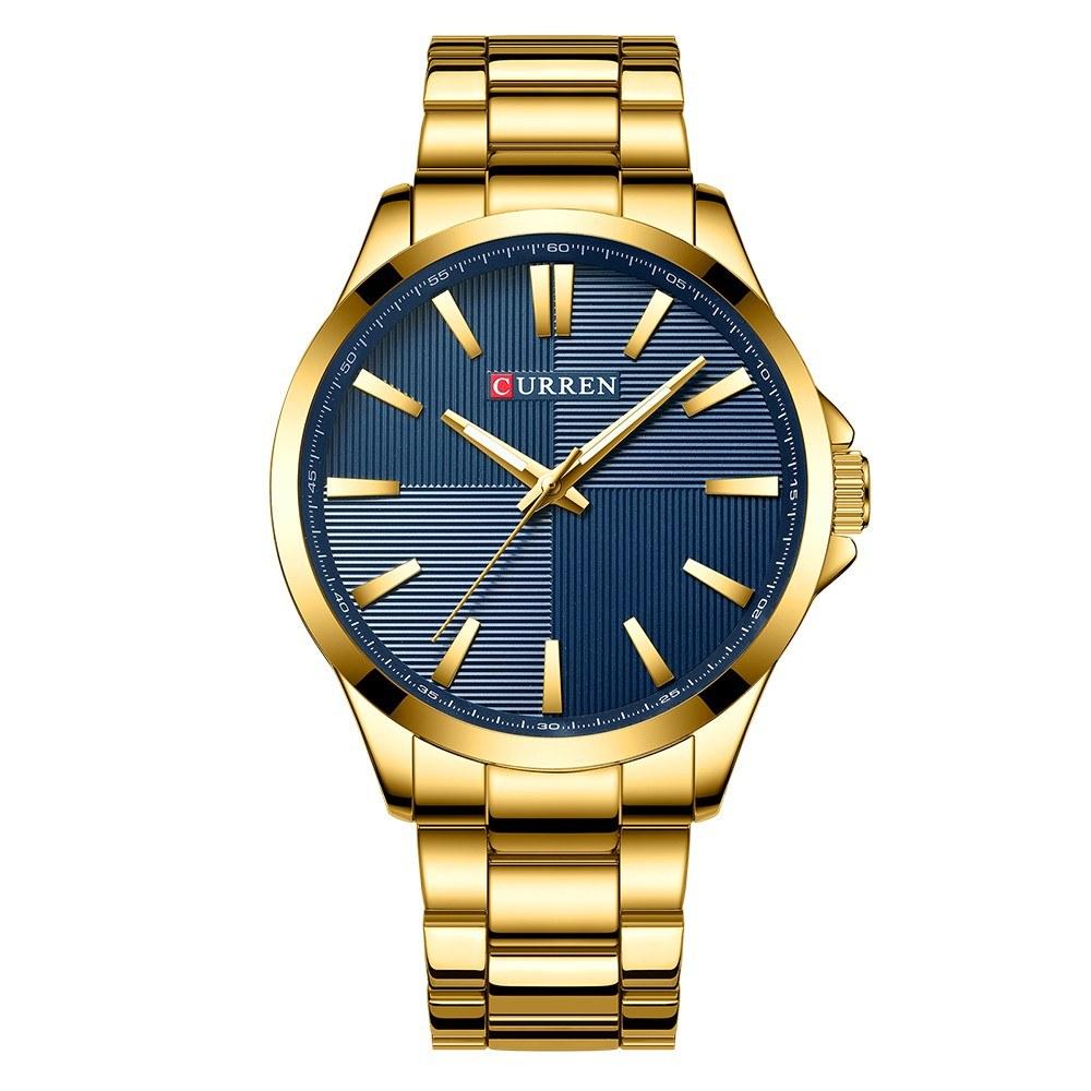 CURREN 8322 Man Watch Man Sport Watch Man Waterproof Outdoor Wristwatch Man Watch Man Quartz Watch Business Watch Male Watch for Men