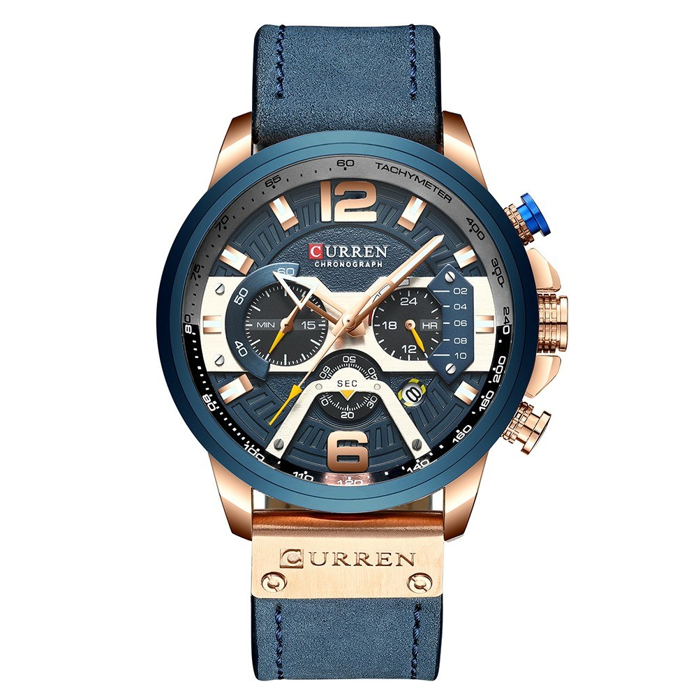 CURREN 8329 Quartz Watch