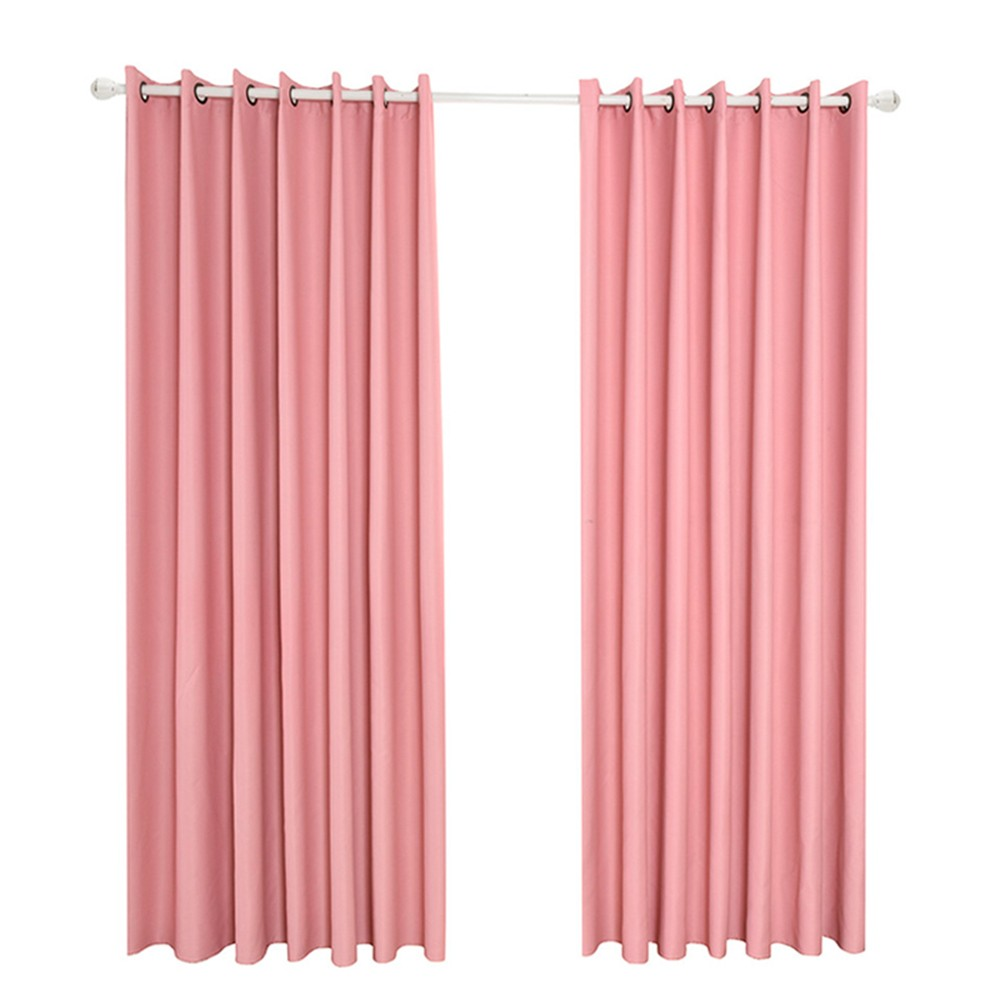 Blackout Curtains Thermal Insulating Room Darkening Curtains for Living Room 55