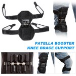 Joint Support Knee Pads Breathable Non-slip Lift Knee Pads Powerful Rebound+Ankle Support