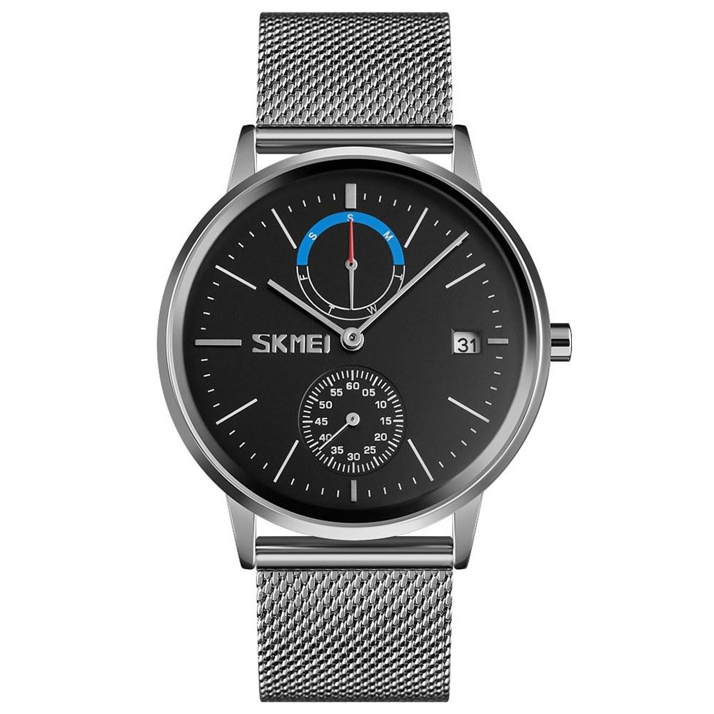 SKMEI 9182 Man Watch Man Sport Watch Man Waterproof Outdoor Wristwatch Man Watch Man Quartz Business Watch Male Watch for Men