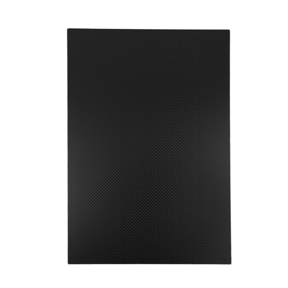 3K Carbon Fiber Plate Panel Plain Twill Weave Matt Glossy Surface Full Carbon Fiber Plate Panel Sheet