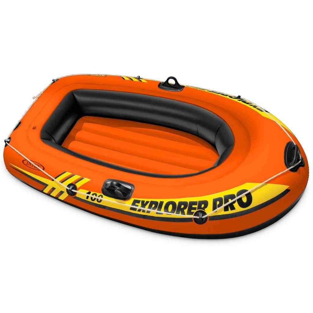 Intex Explorer Pro 100 inflatable boat 160 x 94 x 29 cm 58355NP