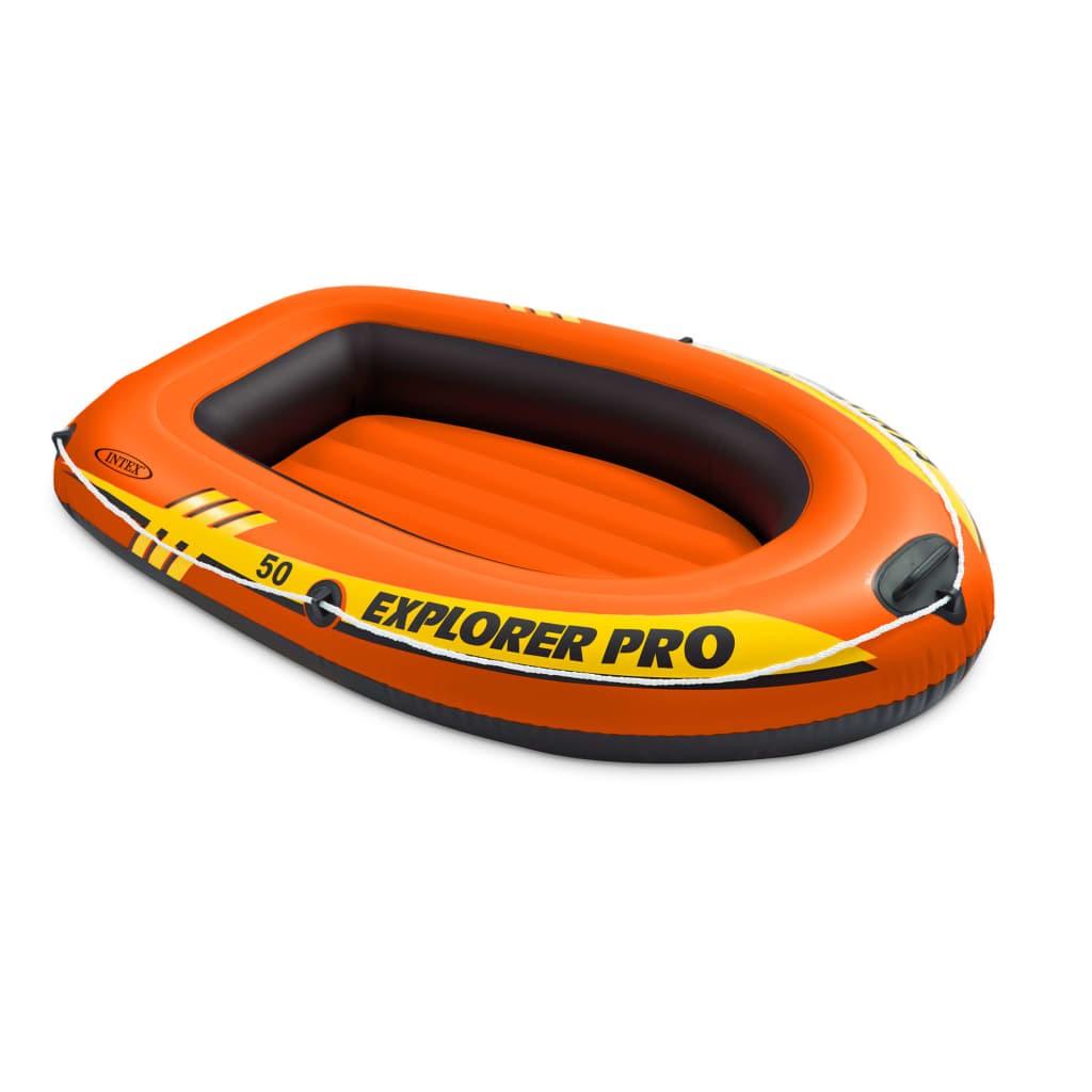 Intex Explorer Pro 50 Inflatable Boat 137 x 85 x 23 cm 58354NP
