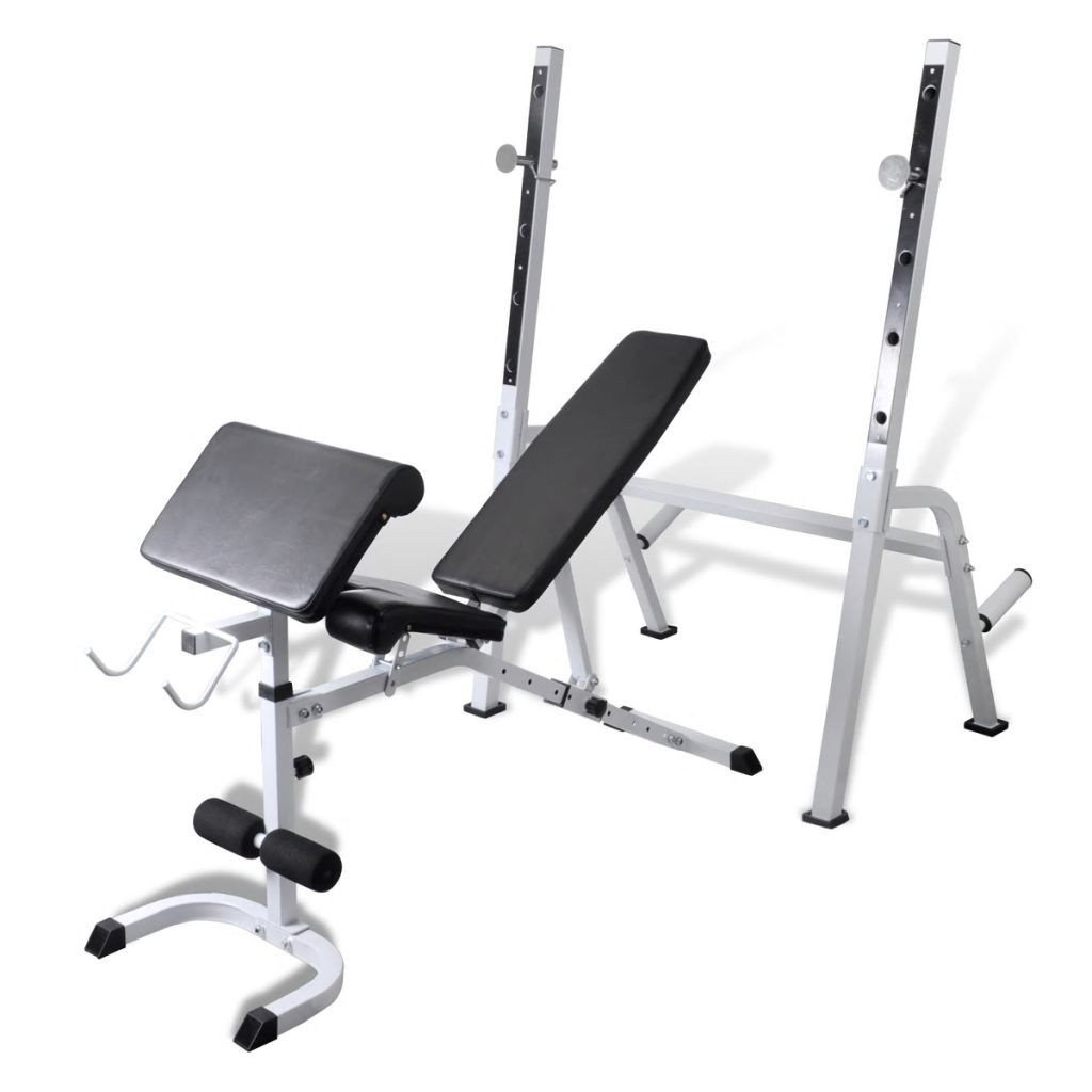 Multifunctional weight bench
