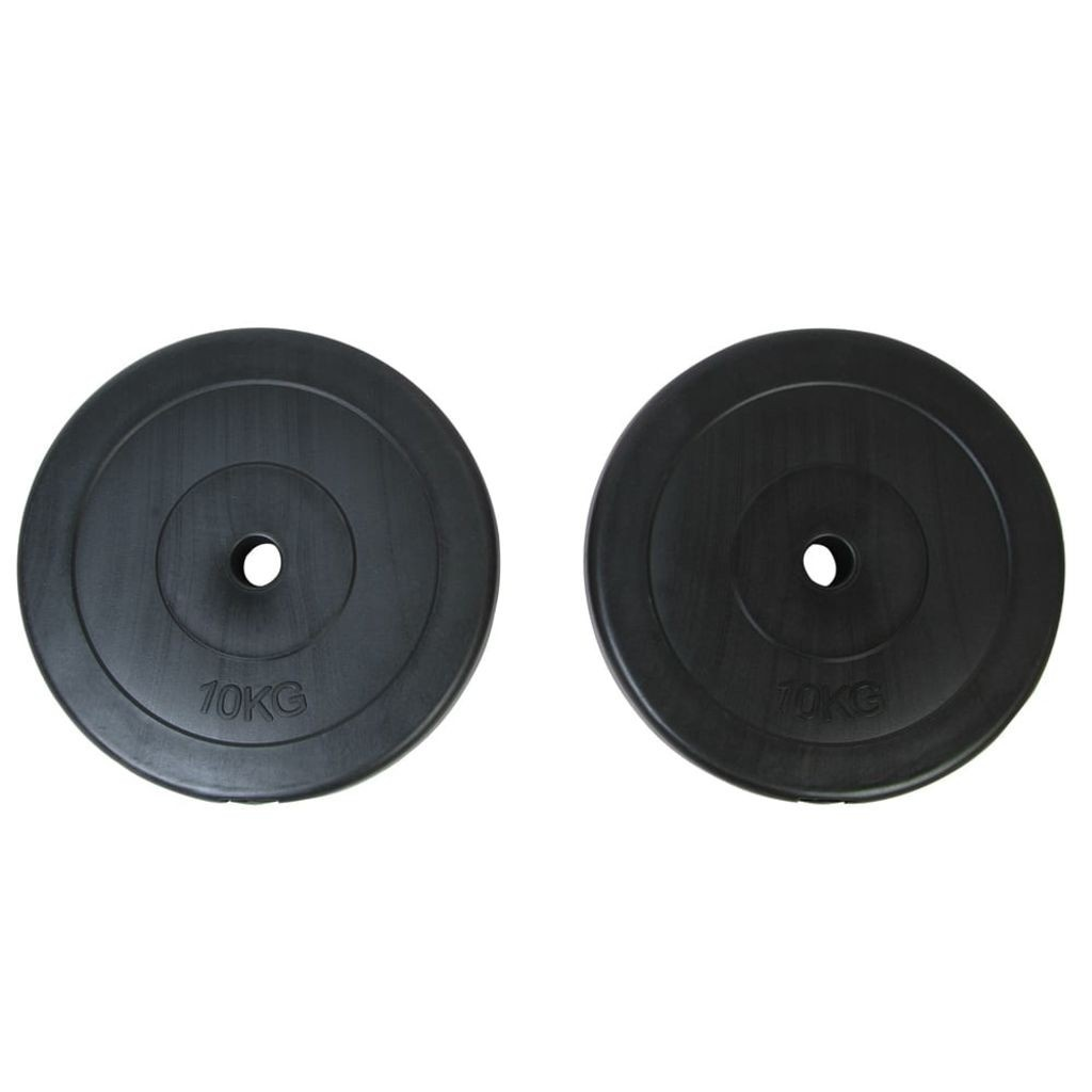 Disc 10 kg (lot of 2)