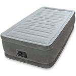 Intex plush air mattress twin size 191x99x46 cm 64412