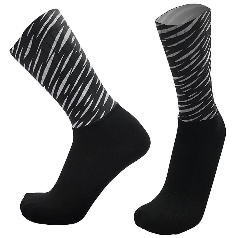 Men Women Socks Aero Socks Silicone Antiskidding Breathable Wearable Socks for Cycling   Running Mountaineering