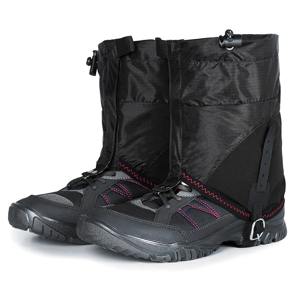 Outdoor Snow Gaiters Waterproof Short Legs Protection Cover Running Trail Gaiters