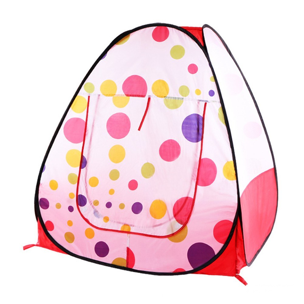 Children's tent oversized house play house baby wave wave ocean ball dot tent toy house factory direct