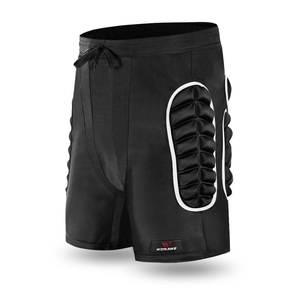 Protection Hip Butt EVA Padded Short Pants Impact Pad Shorts Protective Gear for Ski Skate Snowboard Skating Skiing Cycling