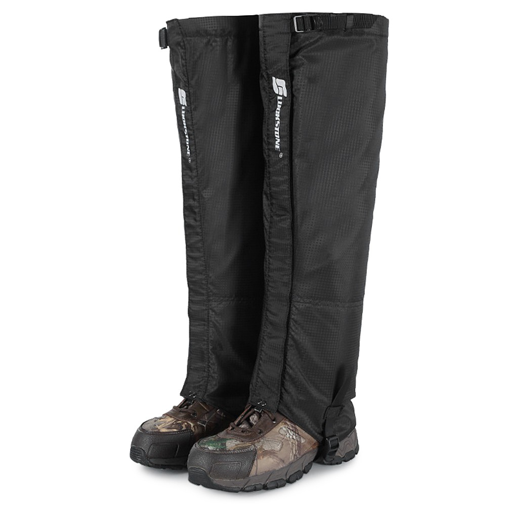Long Gaiters Thermal Water-resistant Legs Protection Cover Skiing Snowboarding Gaiters