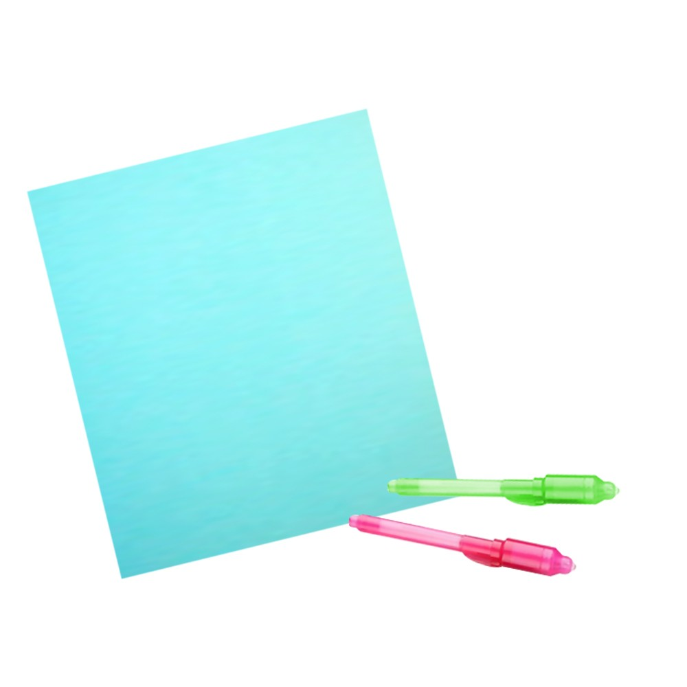Light Drawing Fun Drawing Board Developing Luminous Draw Toy Board for Kids Length 1m/39.37in