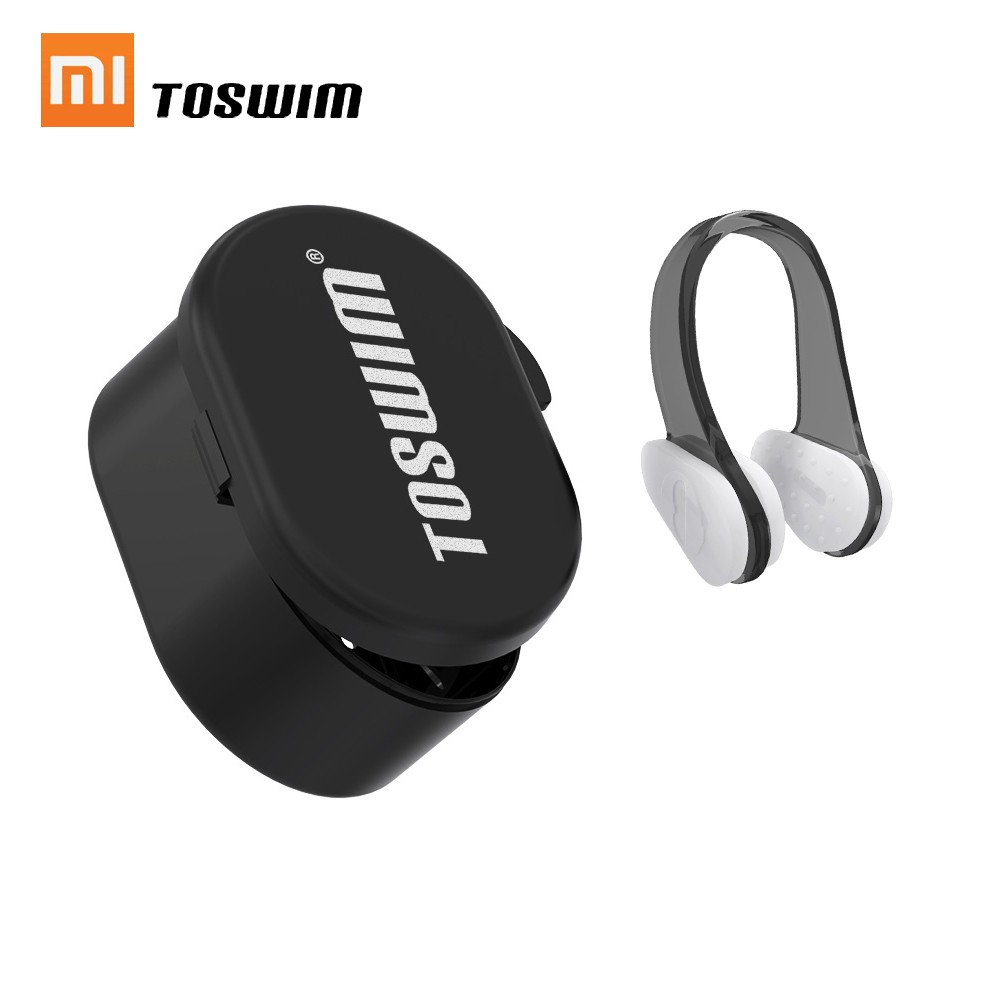 1PCS Xiaomi Toswim Swimming  Nose Clips Comfortable Soft Anti-slip Simple Wear Swimming Set For Men Women