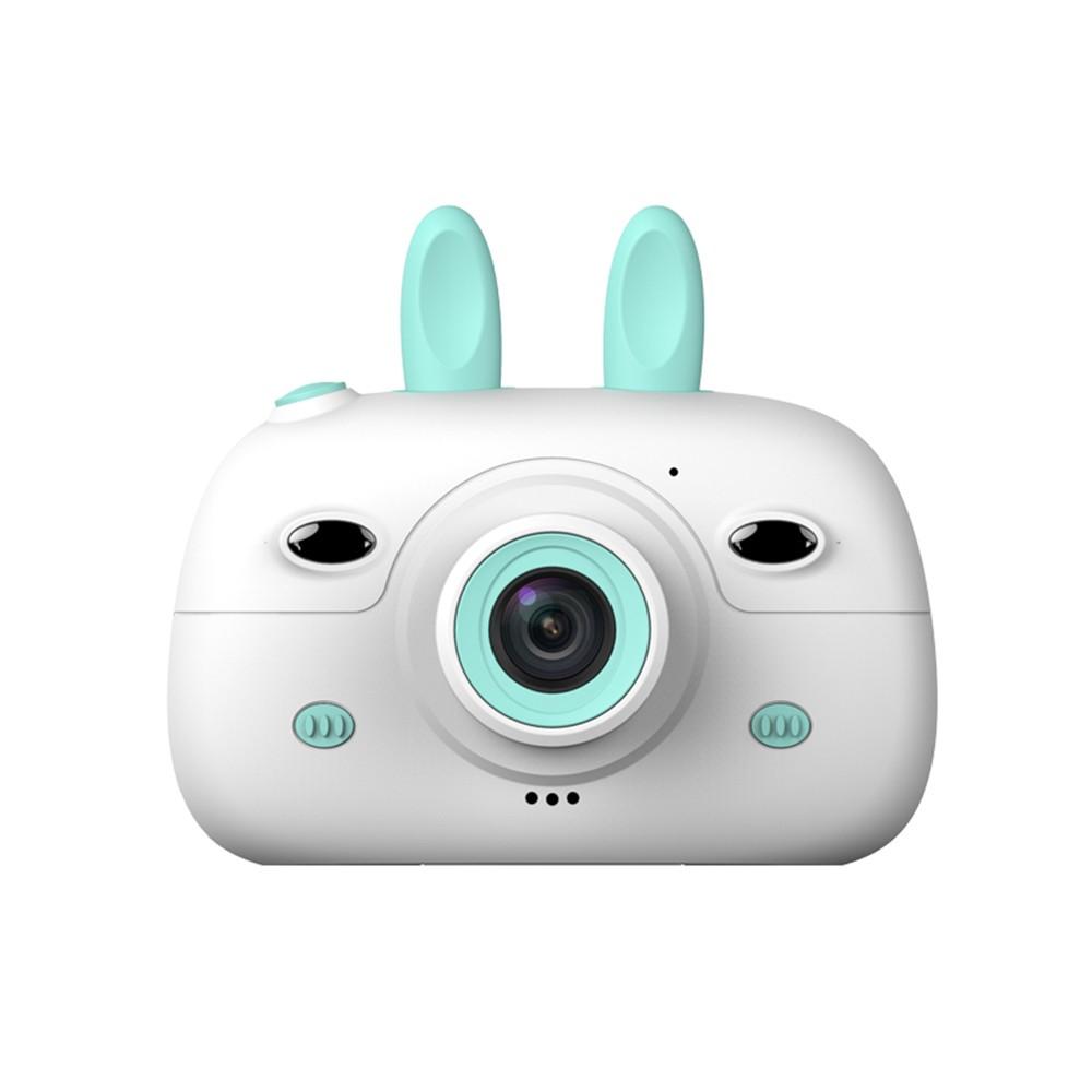 Portable Intelligent Focus Mode Large Screen Children Camera Cartoon Mini Dual Lens Digital Camera For Children Without Storage Card