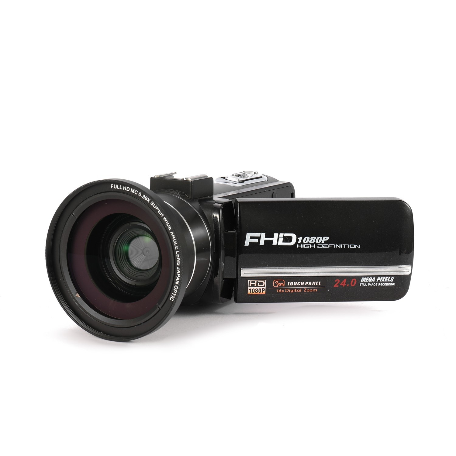 Professional Video Camera 1080P Portable Digital  Cameras 3.0in LCD Screen Camcorder Household Wifi Home Live Cam