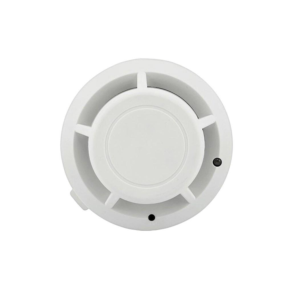 Independent Fire Alarm Sensor Sensitive Smoke Detector Smoke Fire Detector Tester Home Security System for Kitchen Restaurant Hotel Cafe