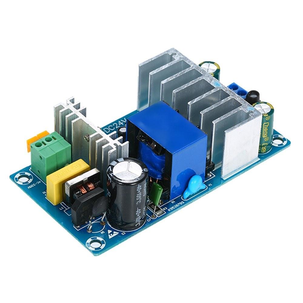 AC-DC Power Supply Module AC85-265V to DC24V 4A-6A 100W Switching Power Supply Board Power Supply Module High-performance Universal Power Supply