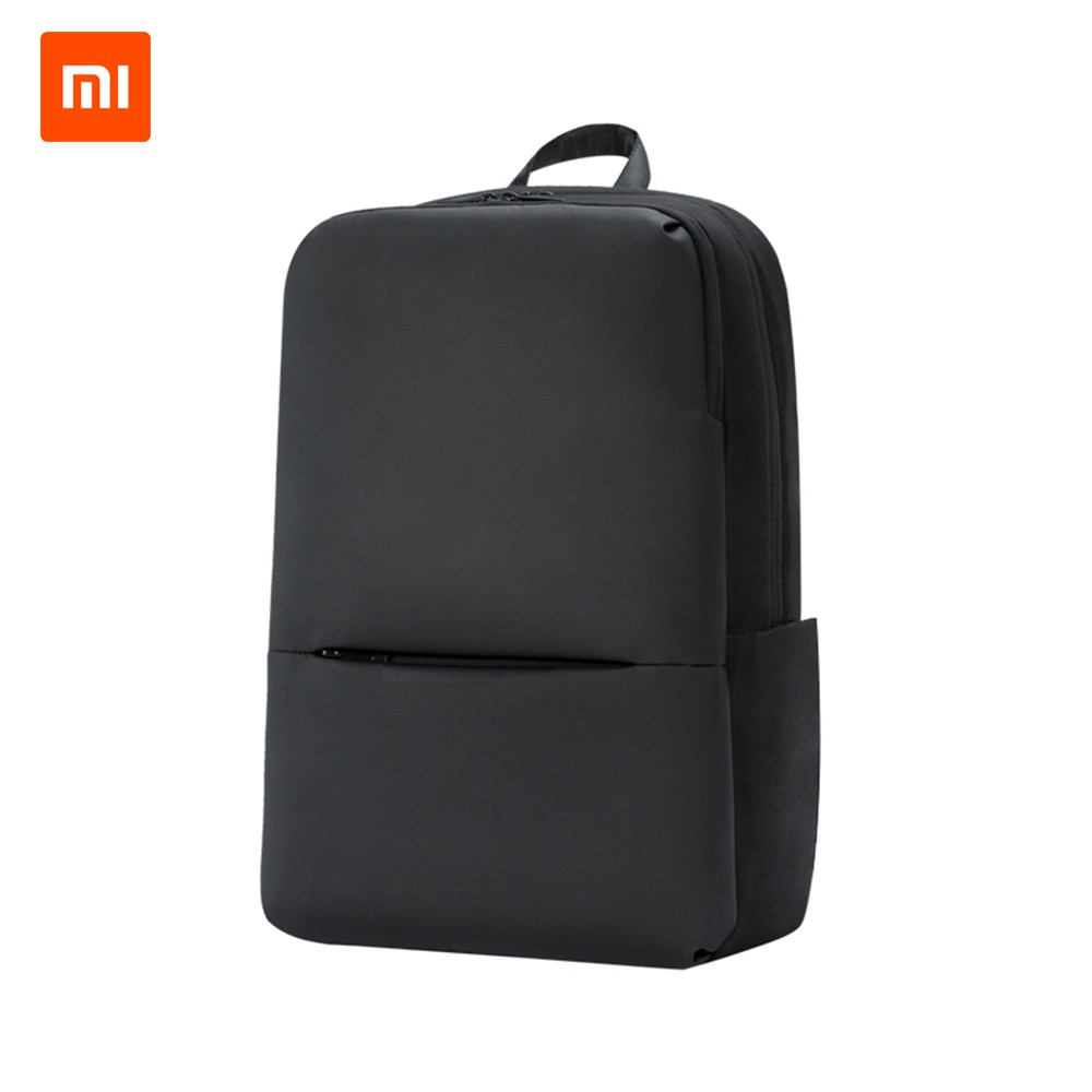 Xiaomi Mijia Classic Business Backpack 18L Capacity 4 Level Durable Waterproof 15.6Inch Laptop Bag Unisex Shoulder Bag For Men Women Outdoor  Business Casual Or College Travel Commute  Back Pack